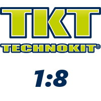 Ricambi Technokit 1:8