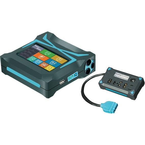 iMaXRC X350 - Caricabatterie Touch screen da 350W (12V)