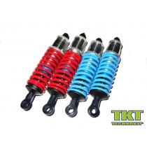 TKT91231 Kit Ammortizzatori per 1/8 da 82mm