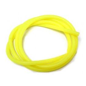 A2831 Tubo miscela siliconico giallo