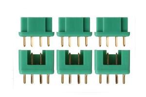 Connettori Multiplex - 3M+3F - AMASS