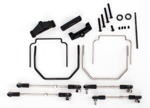 TRX5498 - Kit completo barra antirollio