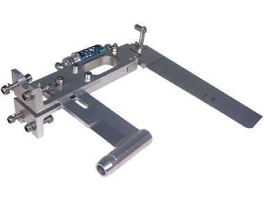62104-1S - Timoneria 160mm completa con ammortizzatore