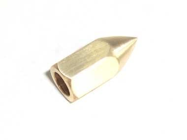 "62133 - Ogiva elica filetto 1/4"" 6.35mm"