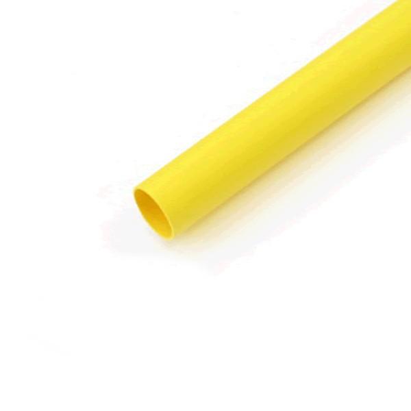 Guaina Termoretraibile gialla 5mm