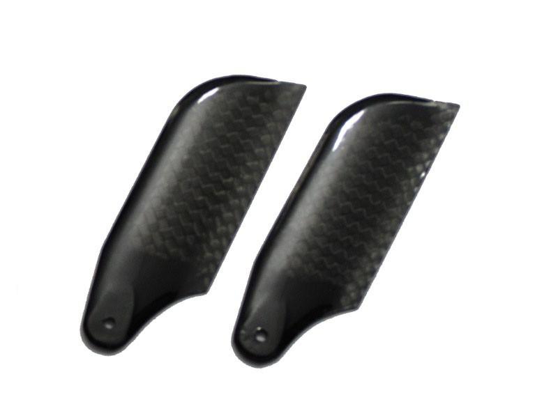Pale di coda 70mm in carbonio – D01