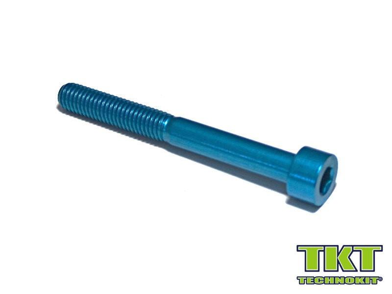 52011 VITE M5x45 T.C.E.I. in ergal blu DIN 912