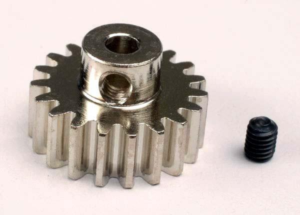 TRX3949- Ingranaggio pignone 19-T (32-p) in acciaio