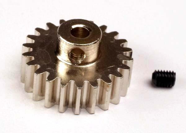 TRX3952- Ingranaggio pignone 22-T (32-p) in acciaio