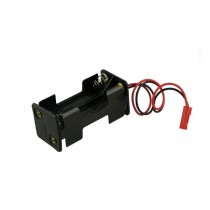 600074 - Supporto per batterie stilo AA
