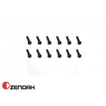 0263-90520 Viti M5x10 per Zenoah (10pcs)