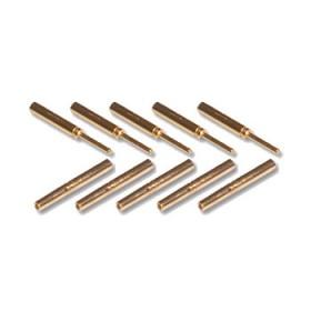 Connettori 0.8mm Gold-Plug - 5M+5F