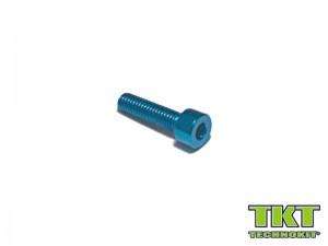 52012 VITE M4x16 T.C.E.I. in ergal blu DIN 912